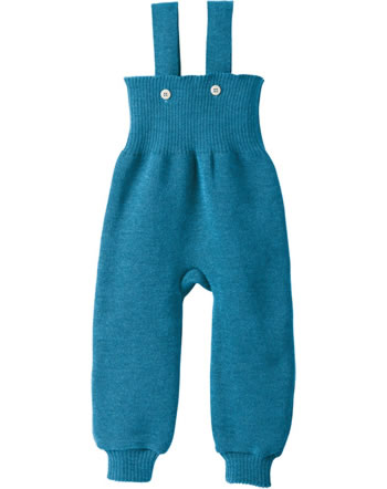 Disana Knitted Trousers GOTS blue 3311222