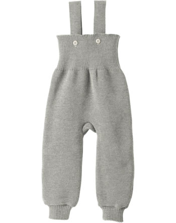 Disana Knitted Trousers GOTS grey 3311121