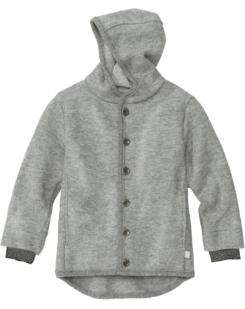Disana Boiled Woll Jacket GOTS grey 3221121