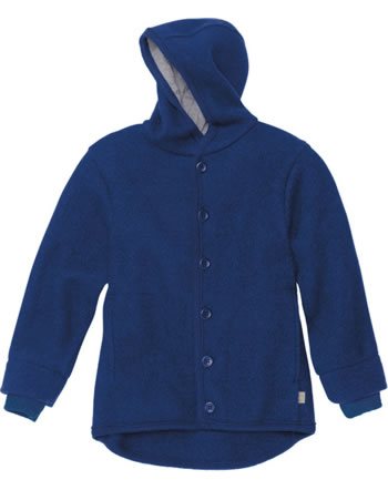 Disana Boiled Woll Jacket GOTS navy 3221294