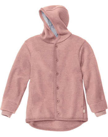 Disana Boiled Woll Jacket GOTS rosé 3221315