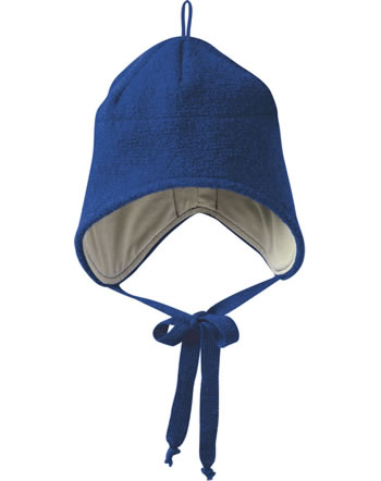 Disana Boiled Wool Hat GOTS navy 3621294