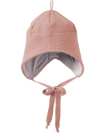 Disana Boiled Wool Hat GOTS rosé 3621315