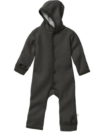 Disana Boiled Wool Overall GOTS anthracite 3421199