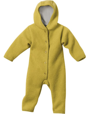 Disana Boiled Wool Overall GOTS curry 3421447