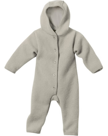 Disana Boiled Wool Overall GOTS grey 3421121