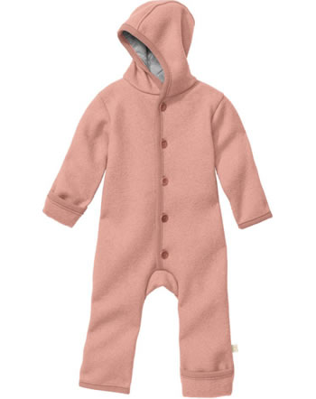 Disana Boiled Wool Overall GOTS rosé 3421315