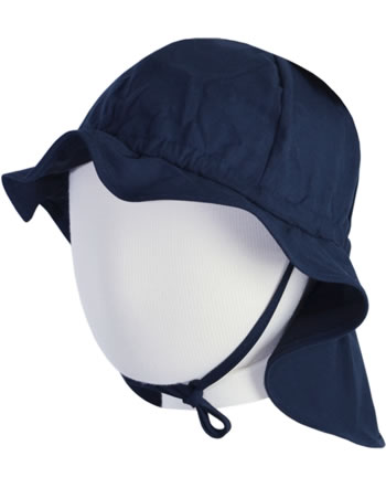 Döll Sun hat with neck protection BASIC UV 30+ marine 000075335-3000