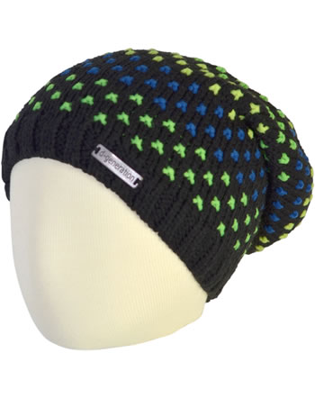 Doell Knitted Hat caviar black 1347745519-1010