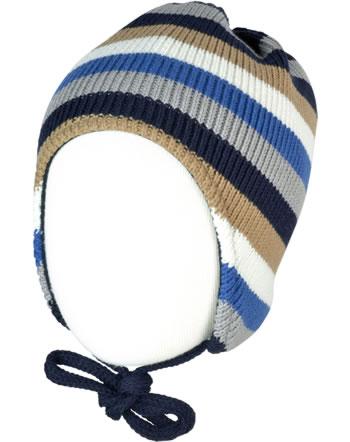 Doell Knitted Inca Hat STRIPES navy blazer 1623715121-3105