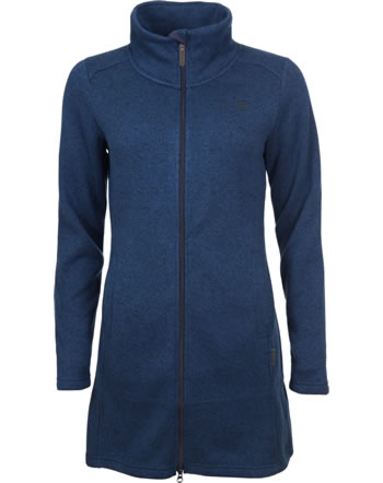 Elkline Ladies Fleece coat TEABREAK blueshadow 2014078-212000