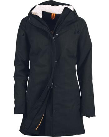 Elkline Ladies Winter Coat APRES SKI anthramelange 2019042-105000