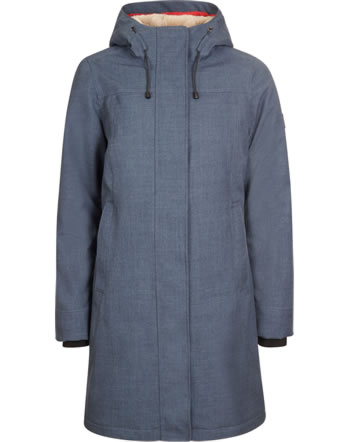 Elkline Ladies Winter Coat APRES SKI bluegrey 2019049-213000