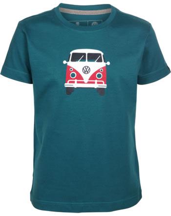 Elkline Kinder T-Shirt Kurzarm TEEINS Bulli blue coral 3041171-253000