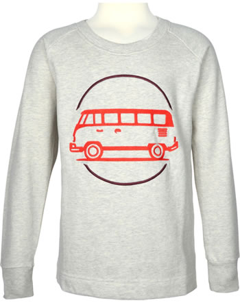 Elkline Sweatshirt FABULOUS lightgreymelange 3030018-107000