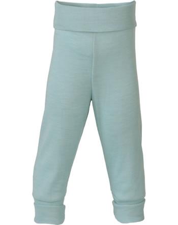 Engel Bébé pantalons laine vierge/soie IVN-BEST glacier 703501-030E