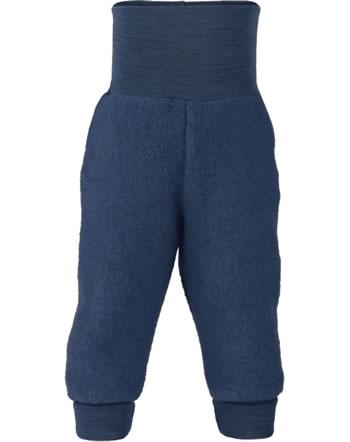 Engel Baby-Bundhose Fleece blau melange 573501-080 IVN-BEST