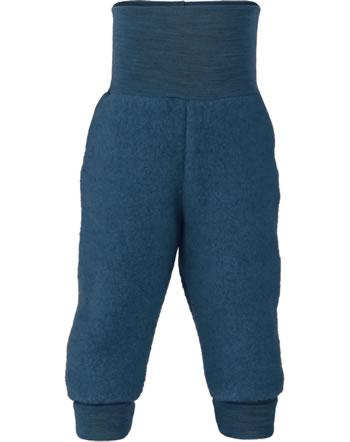 Engel Baby-Bundhose Fleece petrol melange 573501-36 IVN-BEST
