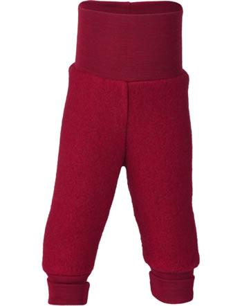 Engel Baby-Bundhose Fleece rot melange 573501-060 IVN-BEST