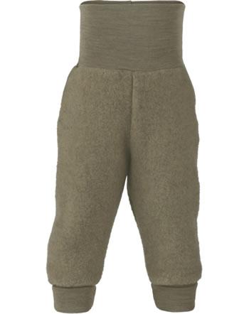 Engel Baby-Bundhose Fleece walnuss melange 573501-075 IVN-BEST