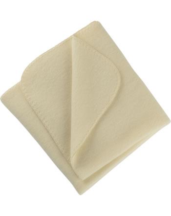 Engel Fleece-Baby-Decke Muschelkante IVN-BEST natur 578501-01