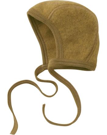 Engel Fleece hat wool IVN-BEST saffron melange 575550-018E