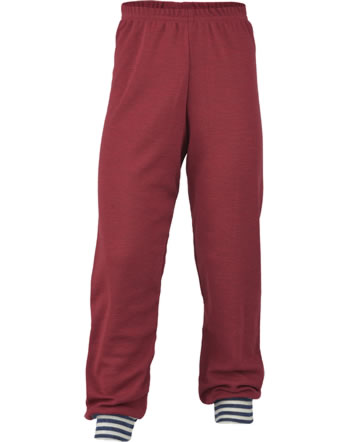 Engel Children Pants long red melange 407600-060 IVN-BEST