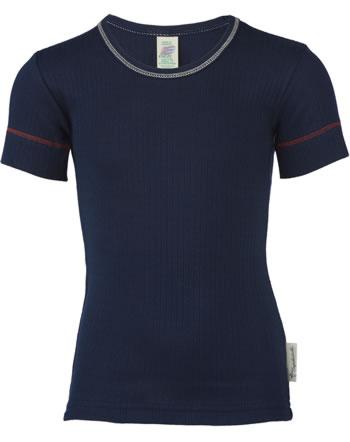 Engel Kinder Shirt/Unterhemd Kurzarm Baumwolle indigo 877800-38E IVN-BEST