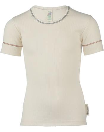 Engel Kinder Shirt/Unterhemd Kurzarm Baumwolle natur 877800-01E IVN-BEST