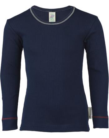 Engel Kinder Shirt/Unterhemd Langarm Baumwolle indigo 877810-38E IVN-BEST