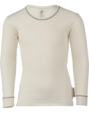 Engel Kinder Shirt/Unterhemd Langarm Baumwolle natur 877810-01E IVN-BEST