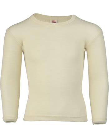 Engel Kinder Shirt/Unterhemd Langarm Wolle natur 407810-01 IVN-Best