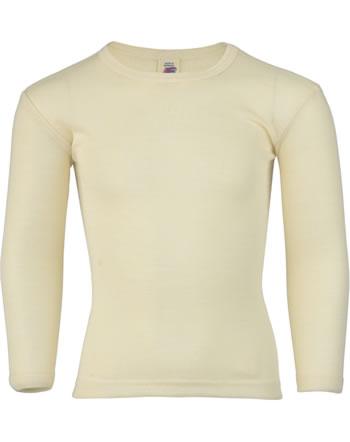 Engel Kinder Shirt/Unterhemd Wolle/Seide GOTS natur 707810-01