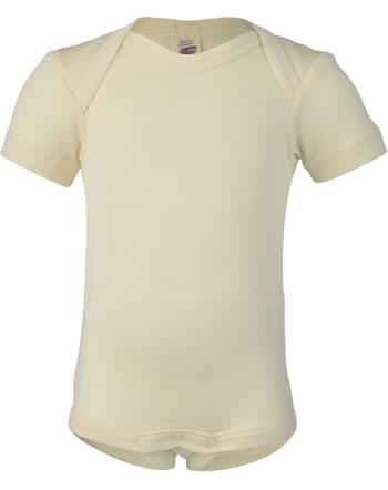 Engel Baby Body short sleeve wool/silk natural 709000-01 GOTS