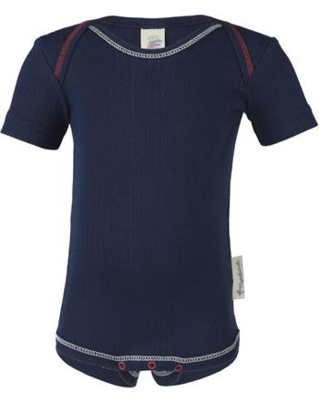 Engel Baby Body short sleeve cotton indigo 879000-38E IVN-BEST