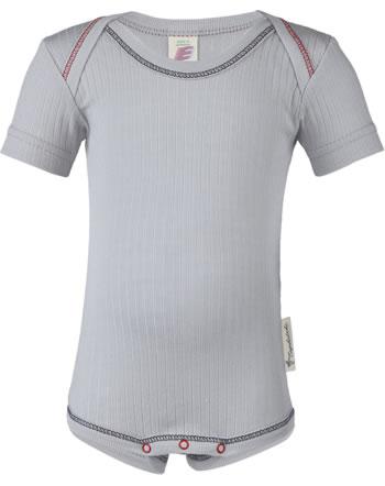Engel Baby Body short sleeve cotton silver 879000-90E IVN-BEST
