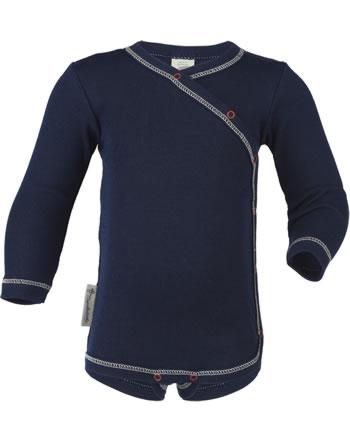 Engel Baby Body long sleeve cotton indigo 869510-38E IVN-BEST