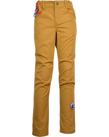 Finkid 5-Pocket Pants with snap hook KUUSI HUSKY cinnamon 1352019-416000