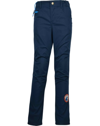 Finkid 5-Pocket Pants with snap hook KUUSI HUSKY navy 1352019-100000