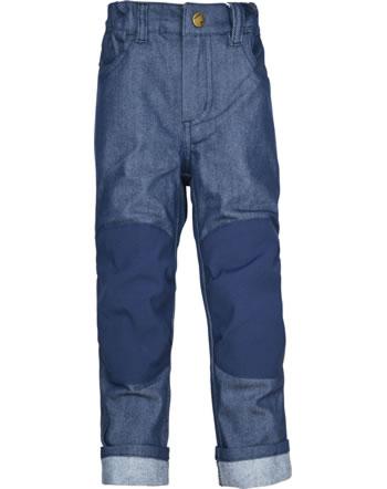 Finkid 5-Pocket Jeanshose m. Knie-Besatz KUUSI DENIM denim 1352046-113000