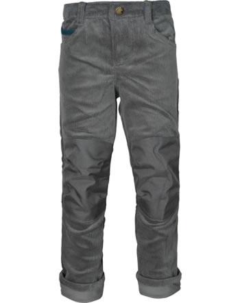 Finkid 5-Pocket Kordhose m. Knie-Besatz KUUSI charcoal 1352053-701000