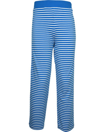 Finkid Casual Pants SILLI blue/offwhite 1361002-103406