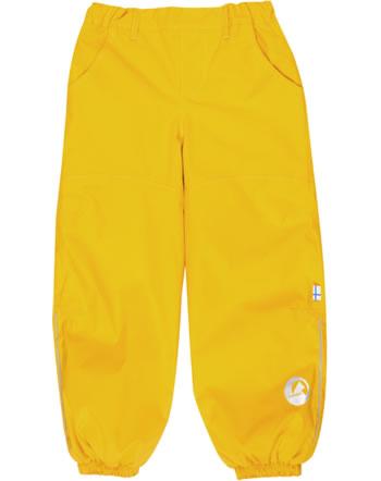 Finkid Essentials Regenhose PIKSA yellow 1321002-607000