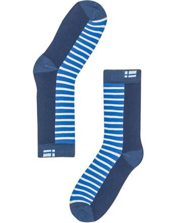 Finkid Essentials Socken SUKAT navy/denim 1651002-100113