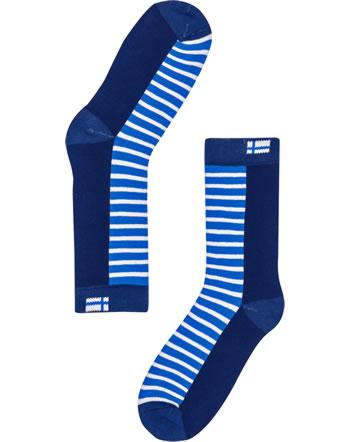 Finkid Essentials Socken SUKAT navy/denim 1651003-100113