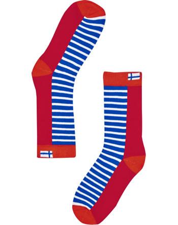 Finkid Essentials Socken SUKAT red/grenadine 1651003-200244