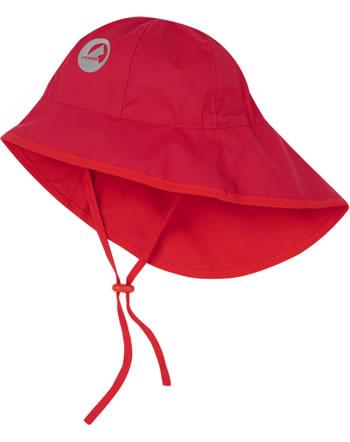 Finkid Essentials Wetterfester Südwester Hut TIHKU red/grenadine 1611001-200244