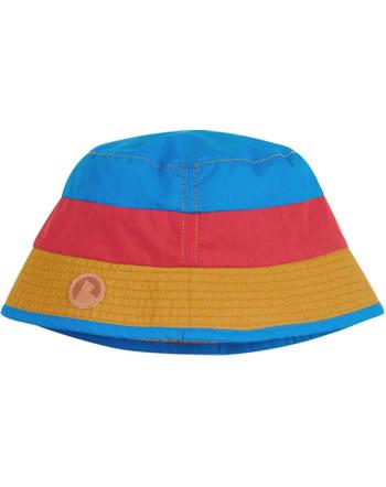 Finkid Fischerhut Bucket Hat LASSE blue/red 1622011-103200