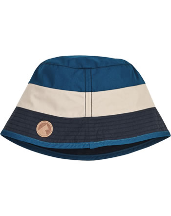 Finkid Fischerhut Bucket Hat LASSE LSF 50+ nautic/pebble 1622024-119443