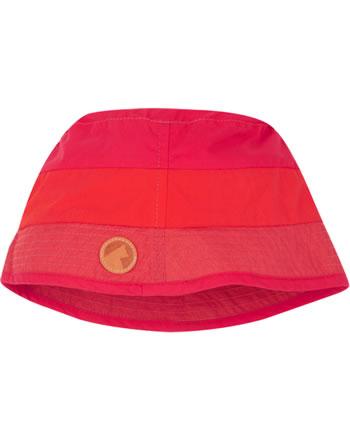Finkid Fischerhut Bucket Hat LASSE raspberry/cranberry 1622006-222243